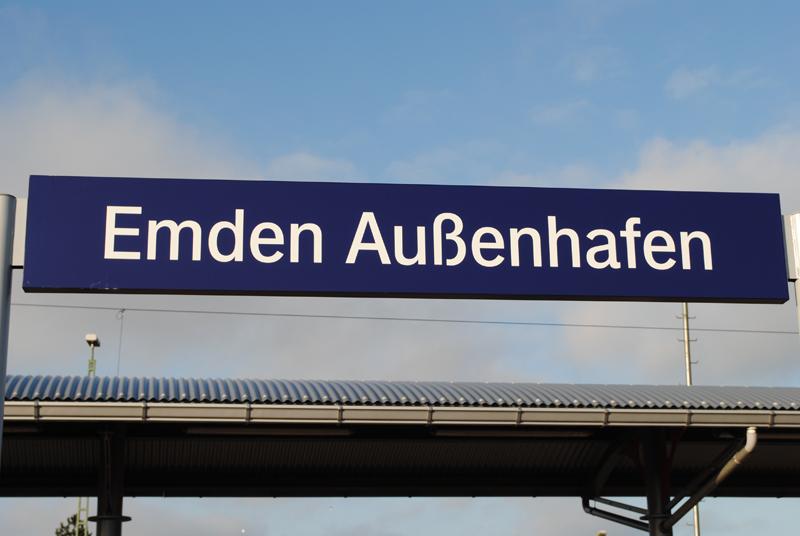 Emden Außenhafen / Bild: JBM|News