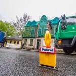 Polizeiabsperrung / Foto: Alexander Baumbach