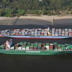 Bild: Hamburg Hafen, Aufwind