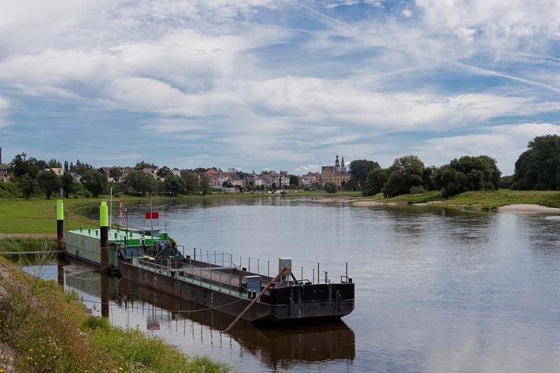 Blick auf die Elbe / Bild: Stadt Coswig (Anhalt)