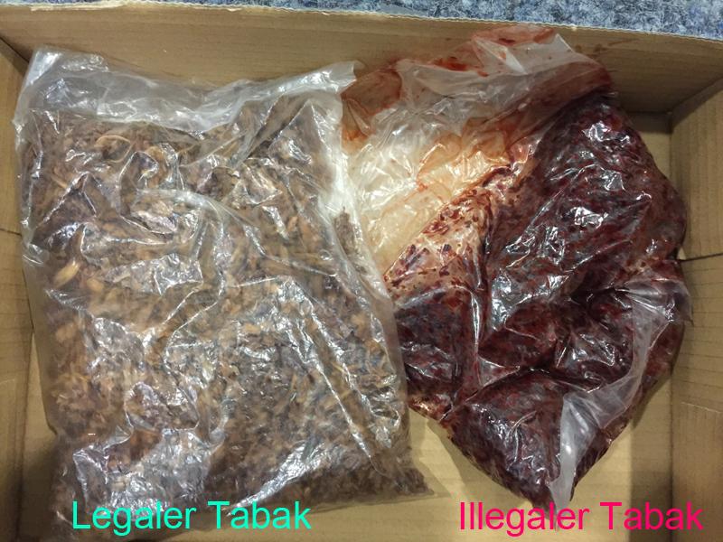 Legal und Illegal / Bild: ZFA-E