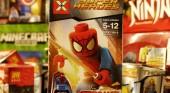 LEGO-Spielzeuge aus China – Spider-Man kommt unter die Walze